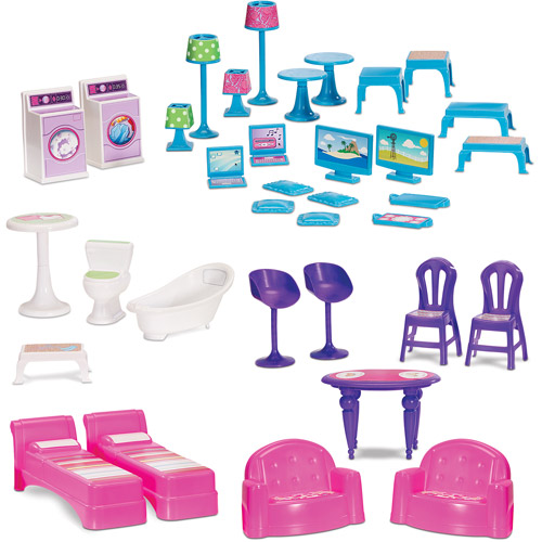 All American Family Dollhouse Accessory Pack
