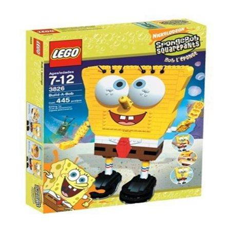 LEGO SpongeBob Build-A-Bob - Spongebob Lemon