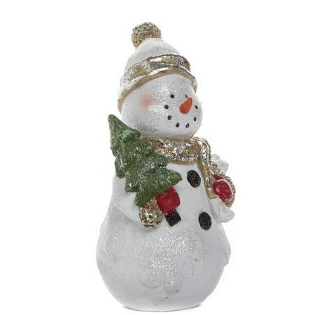 Resin Snowman (The Holiday Aisle Large Resin Snowman Figurine )
