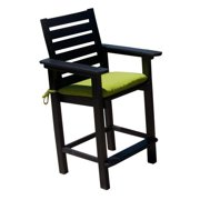 POLYWOOD® Captain Recycled Plastic Counter Stool