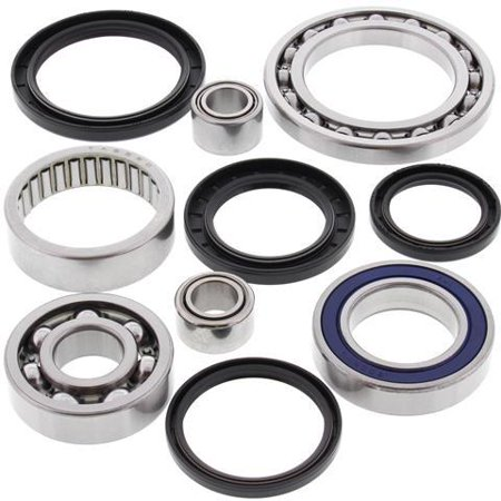 Rear Differential Bearing Seal Rebuild Kit Yamaha 92-00 YFM 250 (Bearing Seal)