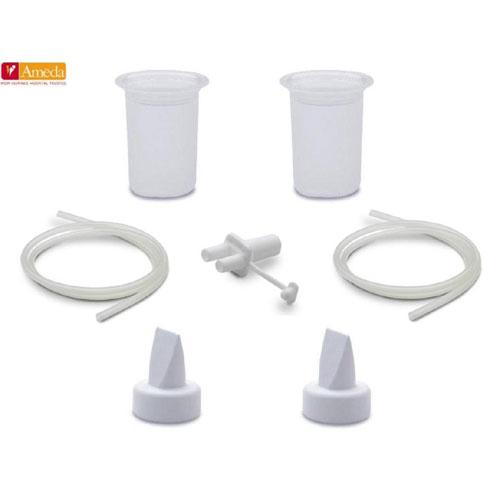 Ameda Purely Yours Ultra Breast Pump HygieniKit Spare Parts Kit
