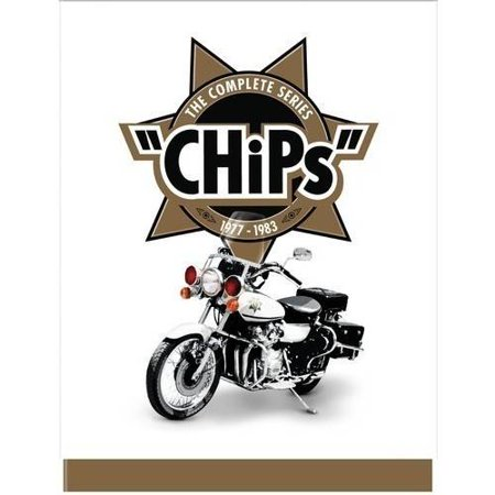 Active Series Collection - CHiPs: The Complete Series Collection (DVD)