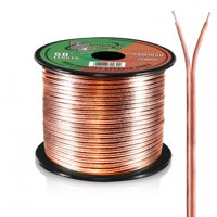 PYRAMID RSW1650 - 16 Gauge 50 ft. Spool of High Quality Speaker Zip Wire