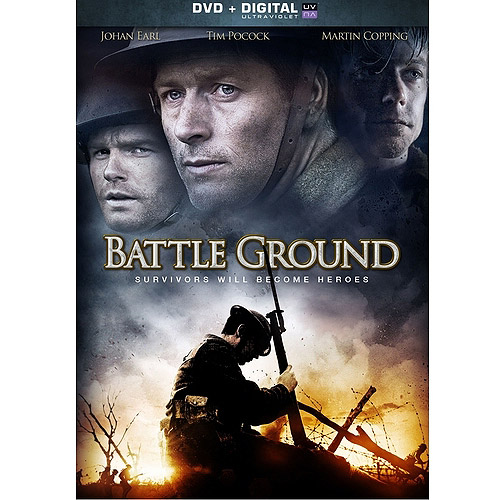 Battle Ground (DVD + Digital Copy) (Widescreen)