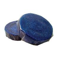 Fresh Enzymatic Urinal Block, Green Apple, Blue, Box of 12