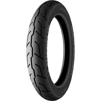 130/80B-17 (65H) Michelin Scorcher 31 Front Motorcycle Tire