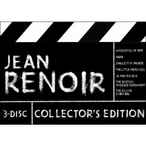 Jean Renoir (3-Disc Collector's Edition) (Full Frame)