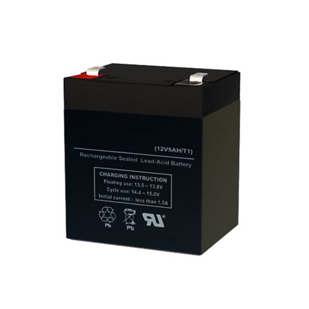 Universal Power UB1245 (D5741) F1 Battery Replacement (12V 5AH SLA (Universal Battery Powered Ignitor)