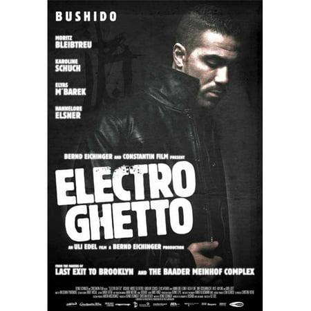 Posterazzi MOVIB91753 Electro Ghetto Movie Poster - 27 x 40 in. - image 1 de 1