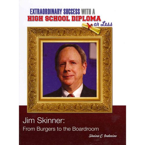 Jim Skinner: From Burgers to the Boardroom