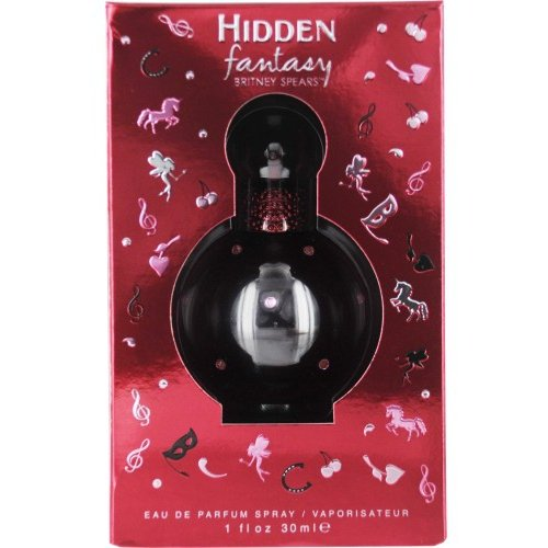 Hidden Fantasy by Britney Spears Eau De Parfum Spray 1 oz for Women