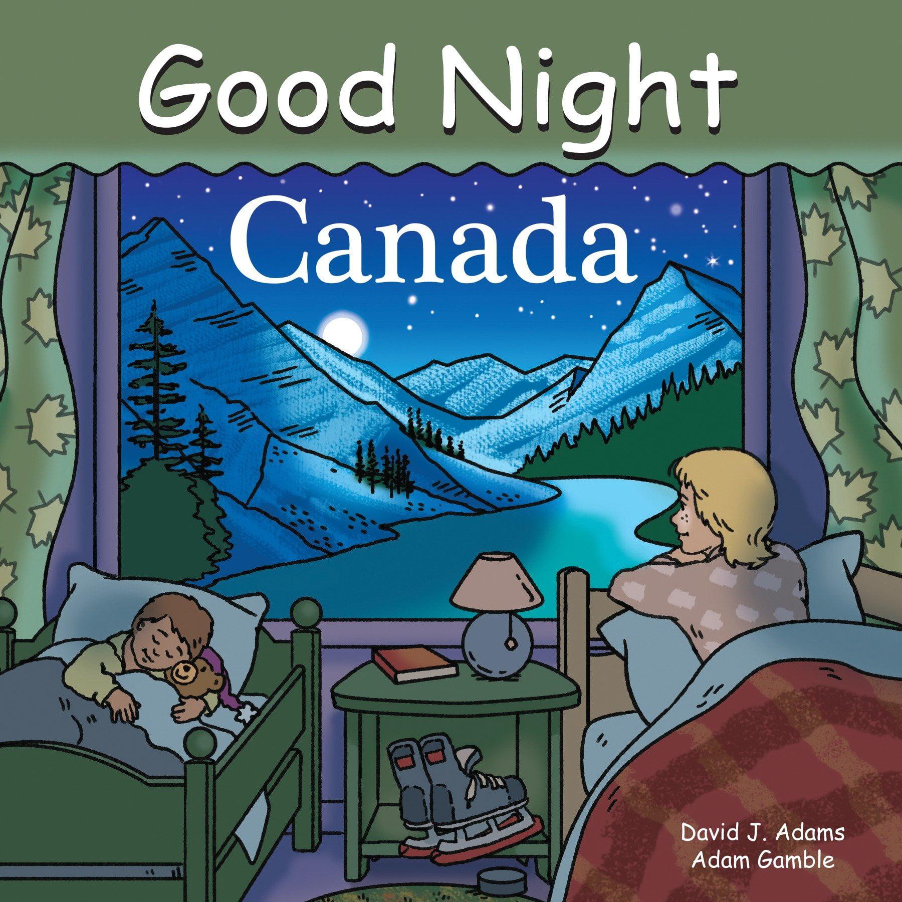 Good Night Canada (Board Book)