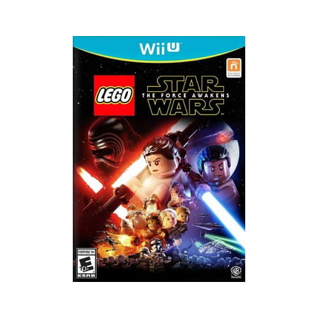 LEGO Star Wars: Force Awakens, WHV Games, Nintendo Wii U, (Star Force Game)