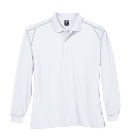 Page And Tuttle Converstitch Long Sleeve Golf Polo 2015