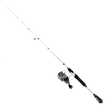 Inshore Spinning Combo (Lews Fishing Mach Inshore Speed Spin Spinning 1 Piece Combo 6.2:1 Gear Ratio, 35