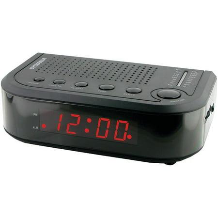 SYLVANIA(R) SCR1388 AM/FM Alarm Clock Radio - image 1 of 1