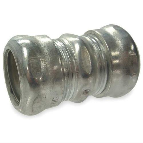 2DCP8 EMT Coupling, Insulated, 1/2 In