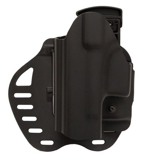 Hogue Glock 26 Holster Left Hand, Black by Hogue