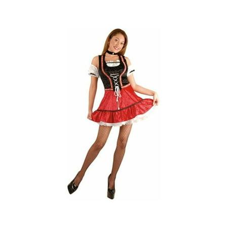 Adult Beer Garden Girl Costume - Beer Garden Girl