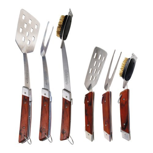 Cuisinart 3-Piece Folding Tool Set