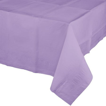 Poly Tissue Table Cover (Touch of Color Tissue Tablecover, 54