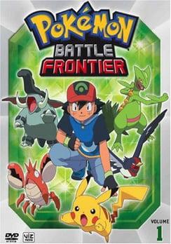 Pokemon Battle Frontier Box 1 (DVD) by Pok??mon