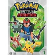 Pokemon Battle Frontier Box 1 (DVD)