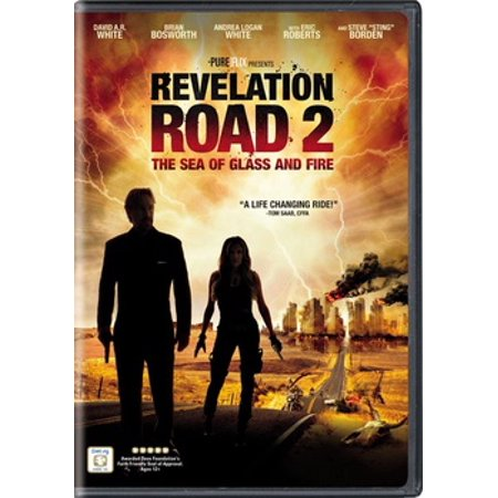 Revelation Road 2: The Sea of Glass and Fire (DVD)