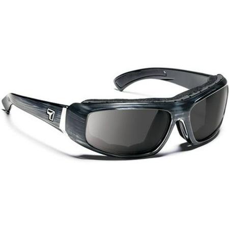 7 Eye Bali Sunglasses - 7 Eye Bali Sunglasses, Gray Tortoise Frame, SharpView Gray