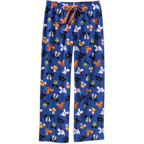 Mickey Mouse Halloween Micro Fleece Sleep Pants