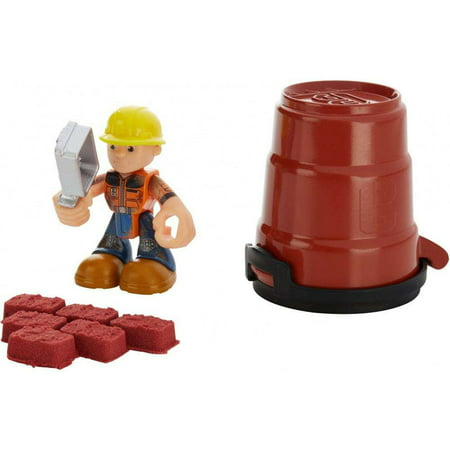 - Bob the Builder Mash & Mold Bricklayer Bob