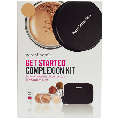 BareMinerals Get Started Complexion Kit, Fairly Light, 7 pc
