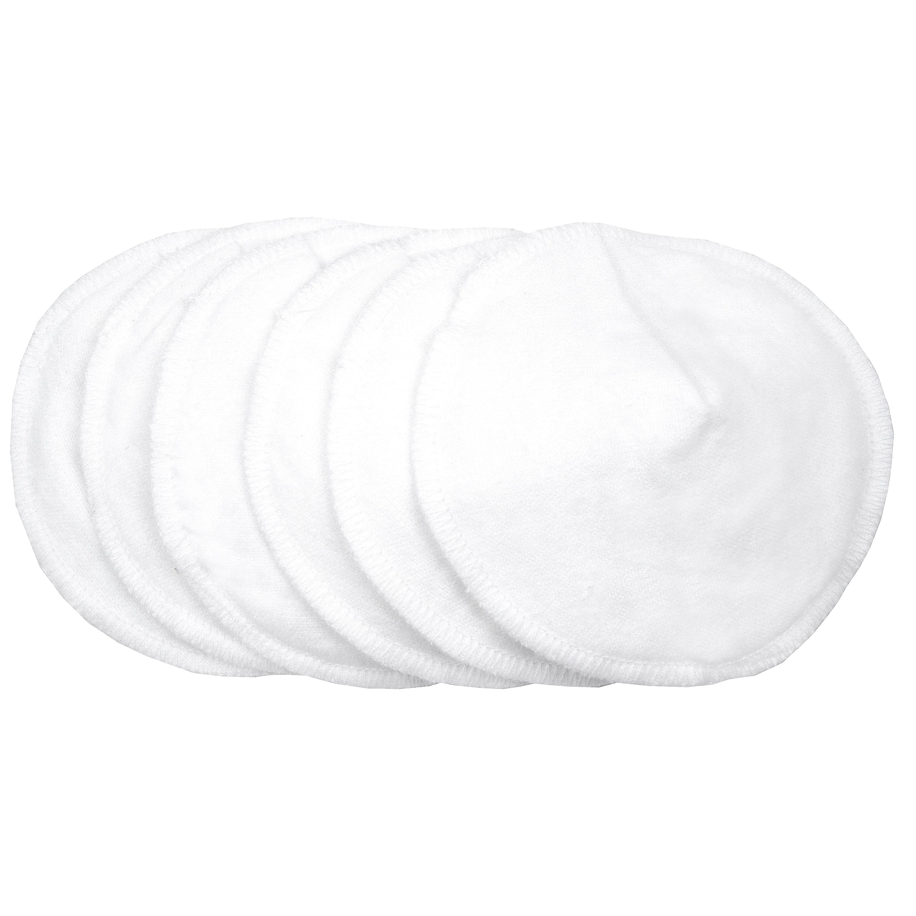 Kushies Washable Nursing Pads White by Kushies