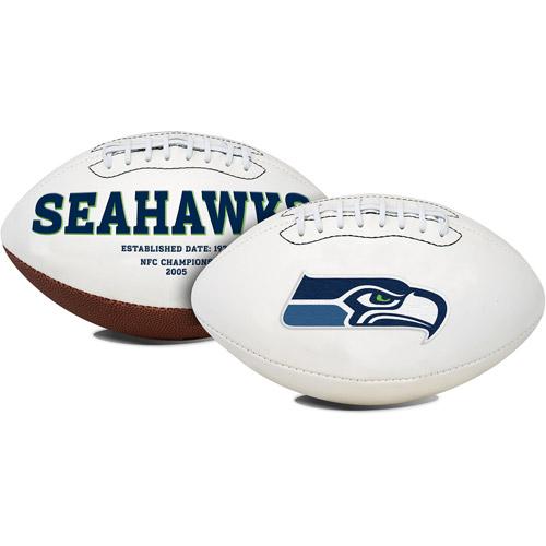 Rawlings Signature Series Full-Size Football, Seattle Seahawks