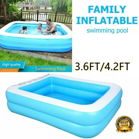Kids Inflatable Pool Children S Home Use Paddling Pool Large Size Inflatable Square Swimming Pool Hick Wear Resistant Ocean Ball Inflatable Swimming Pool Walmart Canada