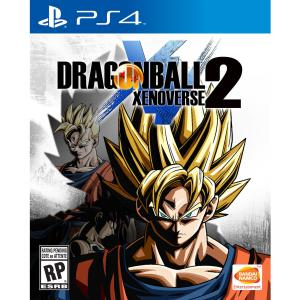 Namco Bandai Dragonball Xenoverse 2 Day 1 Edition (PS4)