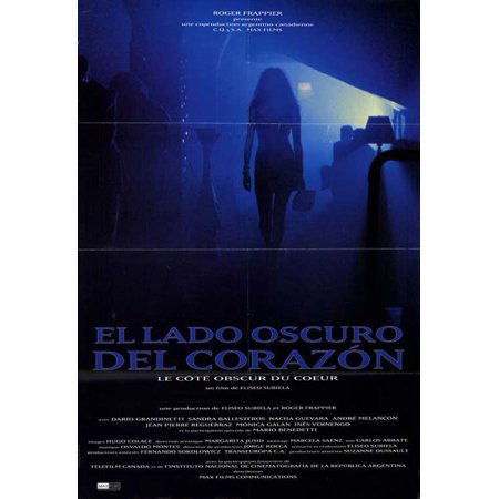 El Lado Oscuro Del Corazon POSTER Movie Mini Promo