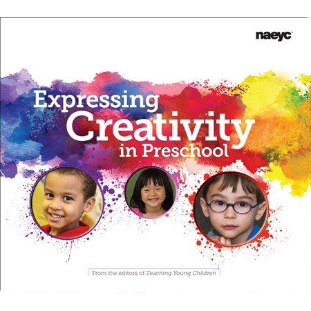 Preschool Teacher's Library of Playful Practice Set: Expressing Creativity in Preschool (Paperback) (Cheap Children Books)