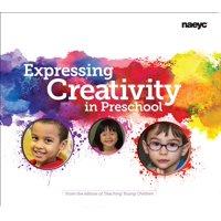 Preschool Teacher's Library of Playful Practice Set: Expressing Creativity in Preschool (Paperback)