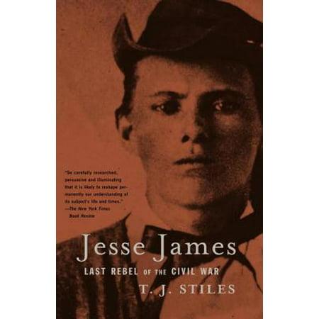 Jesse James - eBook