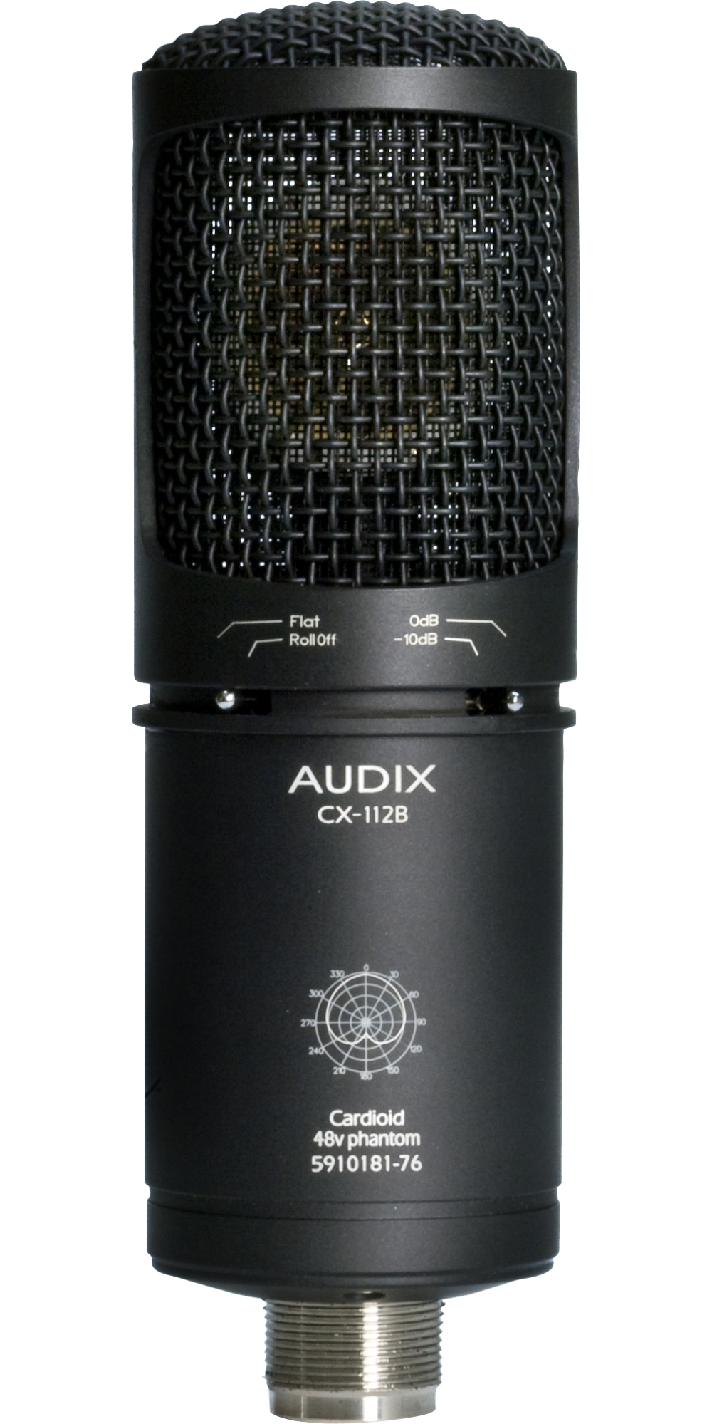 Audix CX112B Large Diaphragm Condenser Mic by Audix