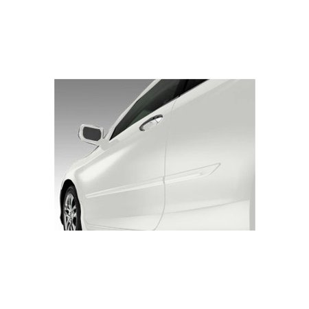 Honda 08P05-T3L-130 Body Side Moldings Honda Accord Coupe White Orchid Pearl