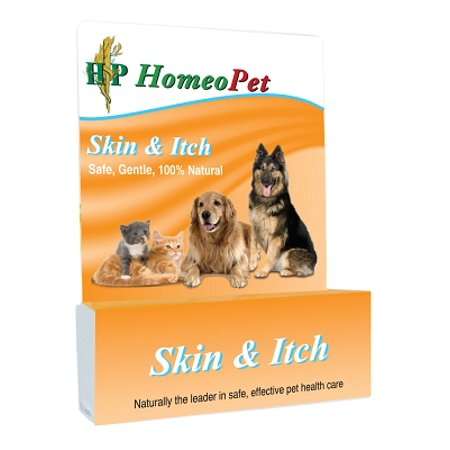 Homeopet Solutions (Homeopet Skin & Itch Relief, 15 Ml )