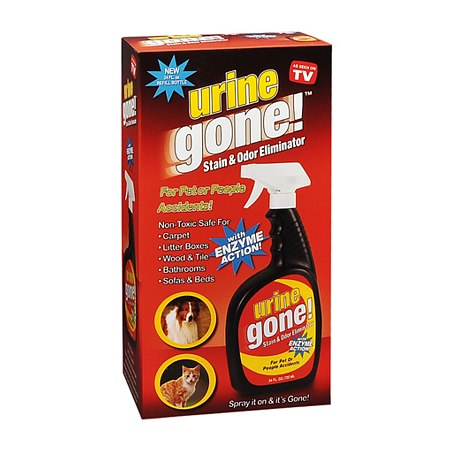 Urine Gone! Stain & Odor Eliminator Refill Kit 24.0 oz.(pack of 2)