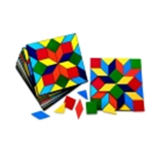 Learning Resources Parquetry Blocks And Cards