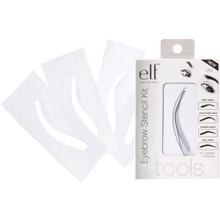 e.l.f. Essential Eyebrow Stencil - EF1722 - Walmart.com