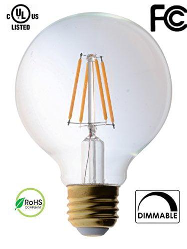 Item 48051 LED Light Bulb A19 2.6W 120V 2700K EDISON STYLE LAMP