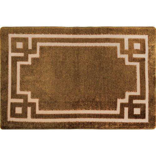 Home Dynamix Montclair Collection Traditional Microfiber Anti Fatigue Kitchen Mat For Modern Home Decor Brickseek