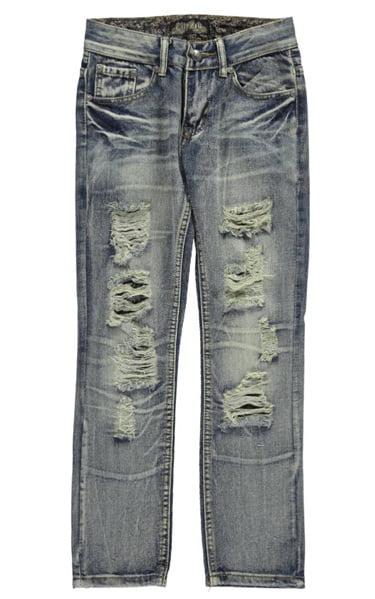 Size 3T CityInk Toddler Denim Jeans Dark Blue